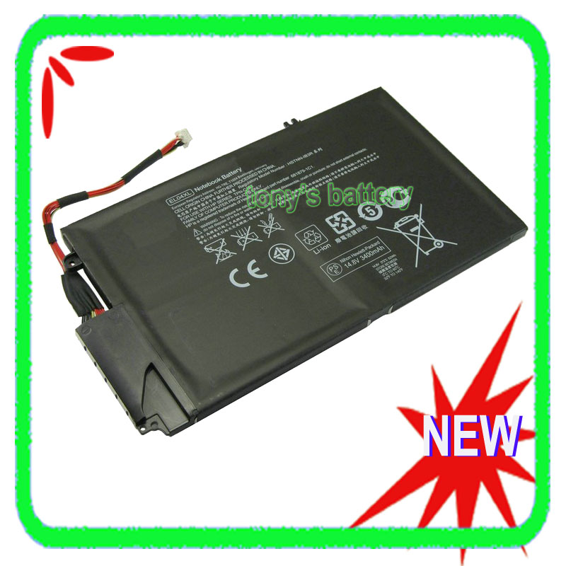New EL04XL Battery For HP Envy TouchSmart 4-1000 4-1115DX 4-1195CA 4-1215DX 4t-1100 4t-1200 681879-1C1 HSTNN-IB3R 681879-171 New EL04XL Battery For HP Envy TouchSmart 4-1000 4-1115DX 4-1195CA 4-1215DX 4t-1100 4t-1200 681879-1C1 HSTNN-IB3R 681879-171