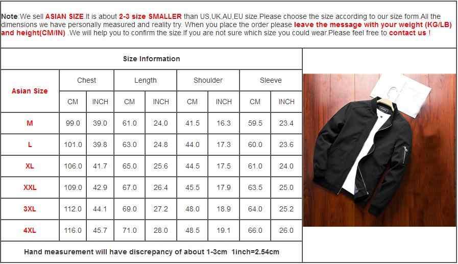 NaranjaSabor primavera nueva chaqueta de bombardero con cremallera para hombre ropa de calle informal para hombre Hip Hop Slim Fit piloto abrigo para Hombre Ropa Plus tamaño 6XL