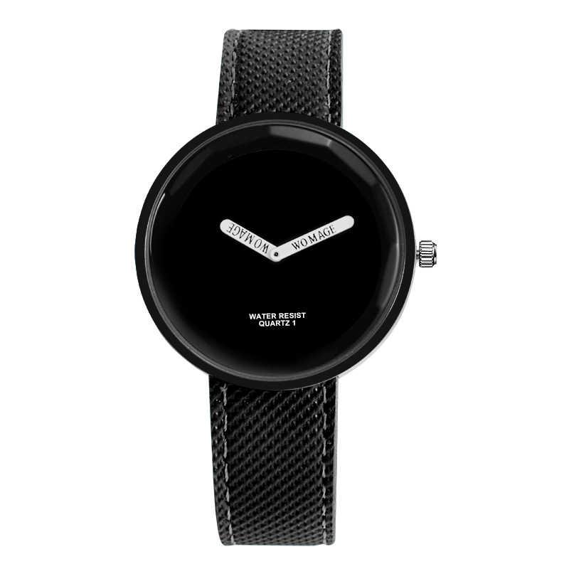 Femmes montres mode cuir montre pour femme Quartz dames montre-bracelet horloge Reloj mujer Relogio femino 2019 zegarek damski