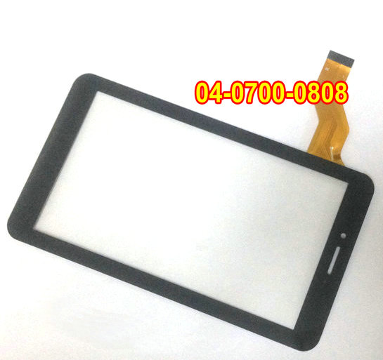 New For 7 TELEFUNKEN TF-MID708G Tablet touch screen panel Digitizer Glass Sensor replacement Free Shipping