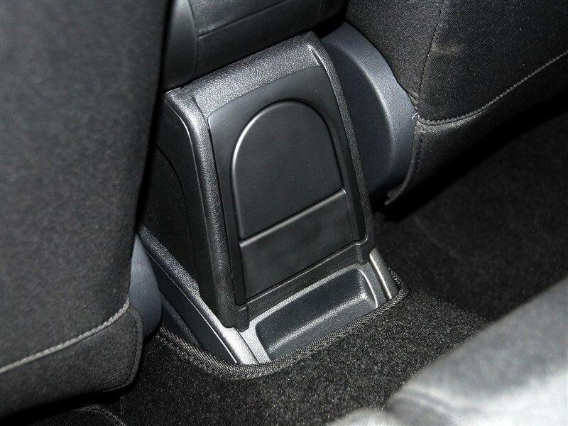 Yeni CROSS Polo Vento bardak tutucu ile kol dayama kutusu Polo - Araba Parçaları - Fotoğraf 5