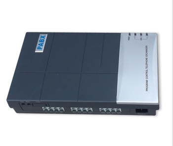 Mini PABX CS+308 with 3 Phone lines and 8Ext. PBX system for small company