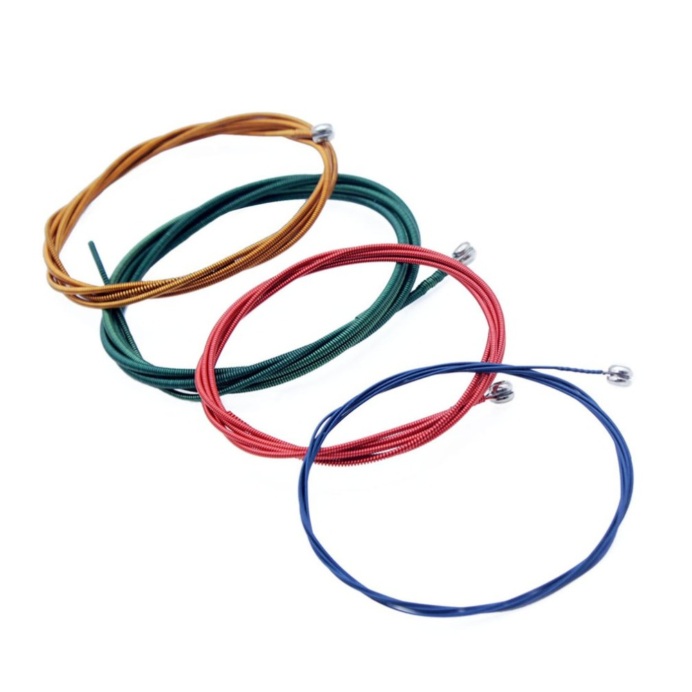 Electric Bass Strings Bass Guitar Strings String Conventional Electric Bass Strings Musical Instrument Accessories