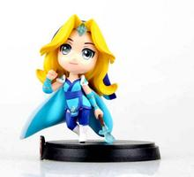 DOTA 2 Game Figures Crystal Maiden Dolls Action Figures Collection Dota 2 Toys