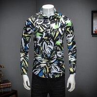2018 New Fashion 100 Cotton Shirt Men Spring Casual Shirts Oxford Dress Shirt Camisa Masculina Large