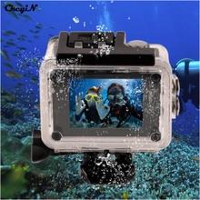 Mini 4 K Ultra HD WIFI Impermeable 2 pulgadas de Pantalla LTPS 170 Grados Lente Gran Angular Cámara de Casco Acción A Prueba de agua cámara DVR85H-2324