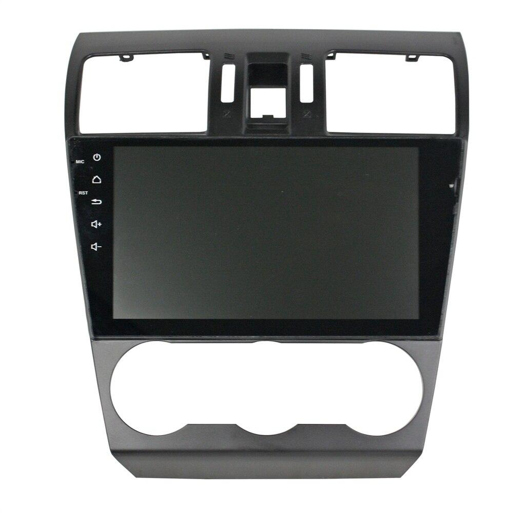 OTOJETA Android 8.0 voiture DVD octa Core 4 GB RAM 32 GB rom IPS écran lecteur multimédia pour subaru Forester 2013-2015 Bande enregistreur