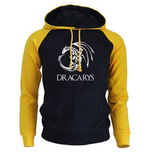 Game Of Thrones Pullover Man Casual Hoodie
