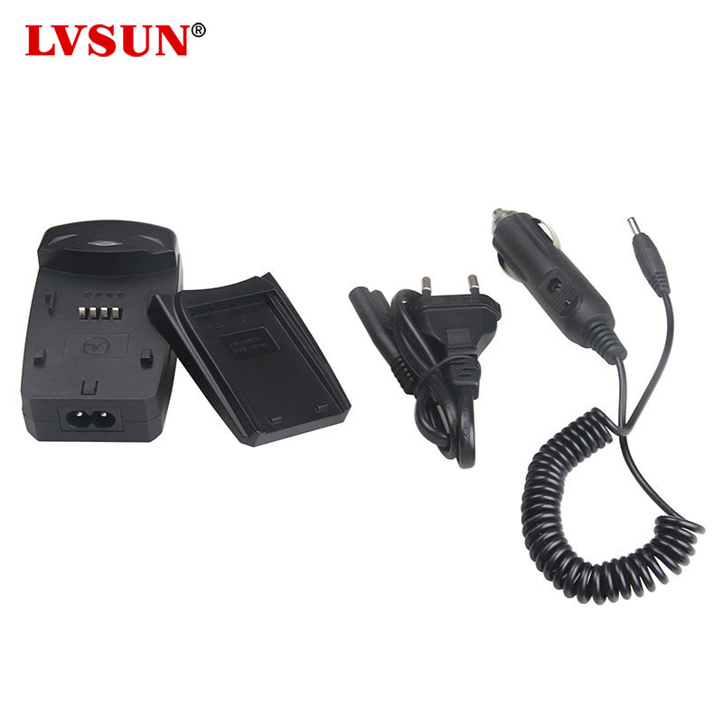 LVSUN 1.2-8.4V 800mA BLC12 Universal Digital Camera Charger charging for Canon Sony JVC SAMSUNG Nikon Panasonic BLC12 battery