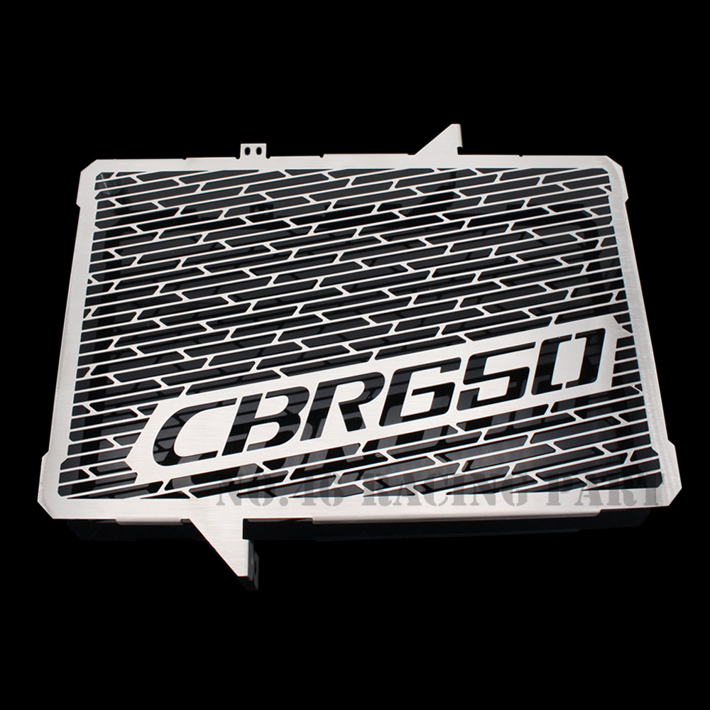 Motorcycle Accessories Radiator Guard Protector Grille Grill Cover For HONDA CB/CBR 650 F /650F CB650/CBR650 F CB650F CBR650F motorcycle radiator protective cover grill guard grille protector for kawasaki z1000sx ninja 1000 2011 2012 2013 2014 2015 2016