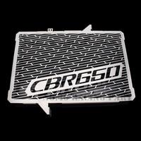 Motorcycle Accessories Radiator Guard Protector Grille Grill Cover For HONDA CB/CBR 650 F /650F CB650/CBR650 F CB650F CBR650F