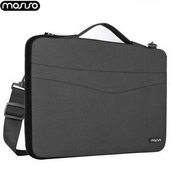 MOSISO мягкая ударопрочная сумка через плечо для ноутбука 13 13,3 дюйма, для Macbook/Dell/Acer/Microsoft Surface, кейс для переноски