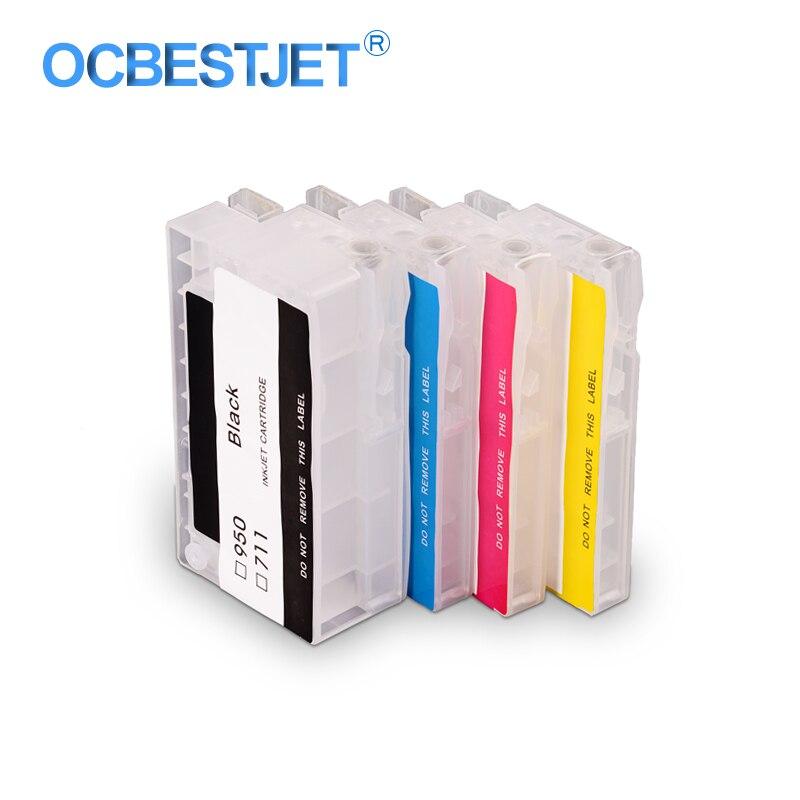 HP Officejet Pro üçün HP 950 951 950XL 951XL boş doldurulan - Ofis elektronikası - Fotoqrafiya 3