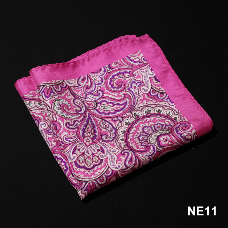NE11 HN08K Pink Purple Paisley
