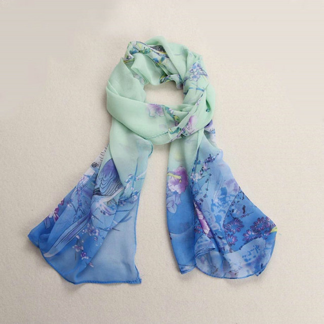FEITONG Spring Scarves...