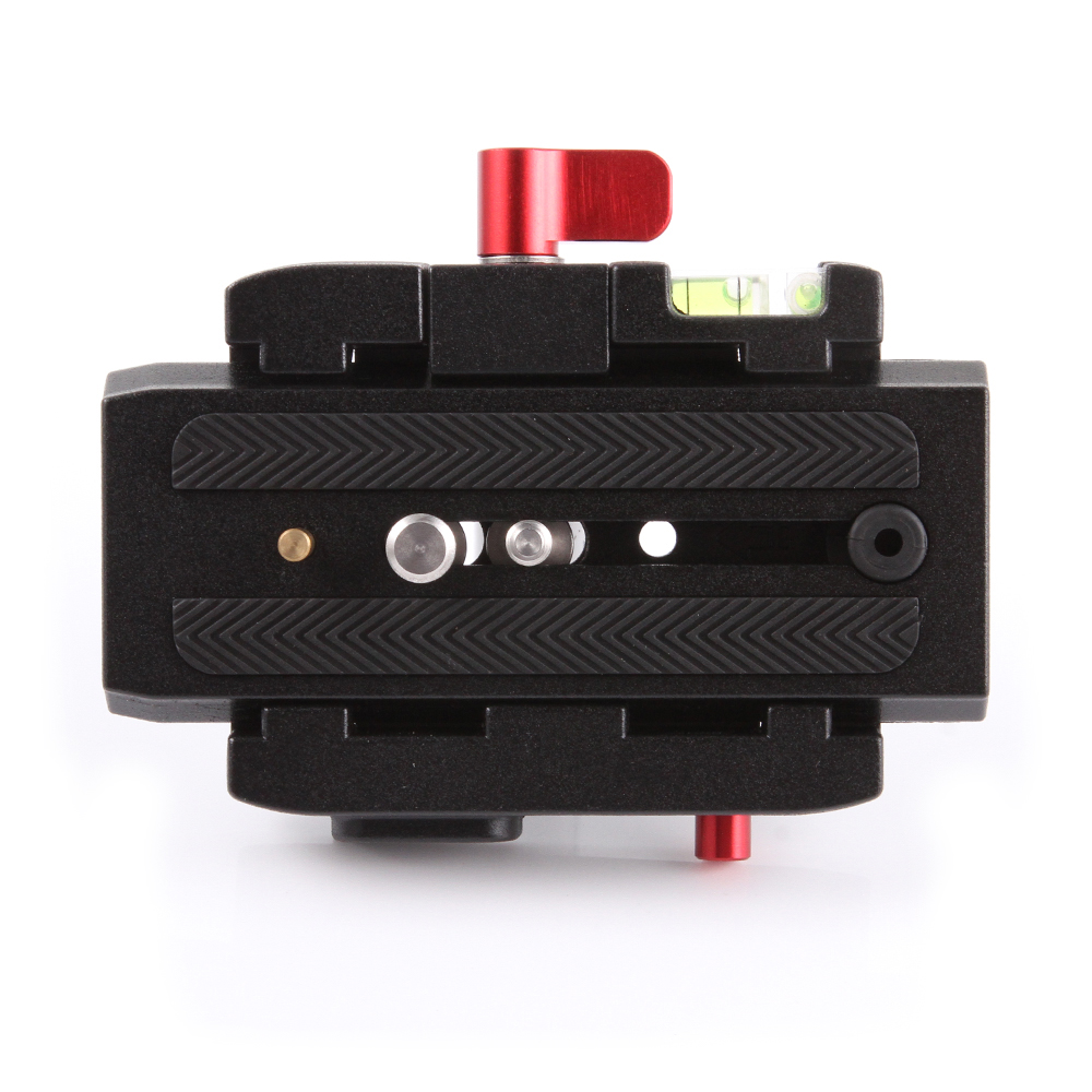 P200 Mount Quick Release Clamp QR Plate for Manfrotto 501 500AH 701HDV 503HDV 7M1W 577
