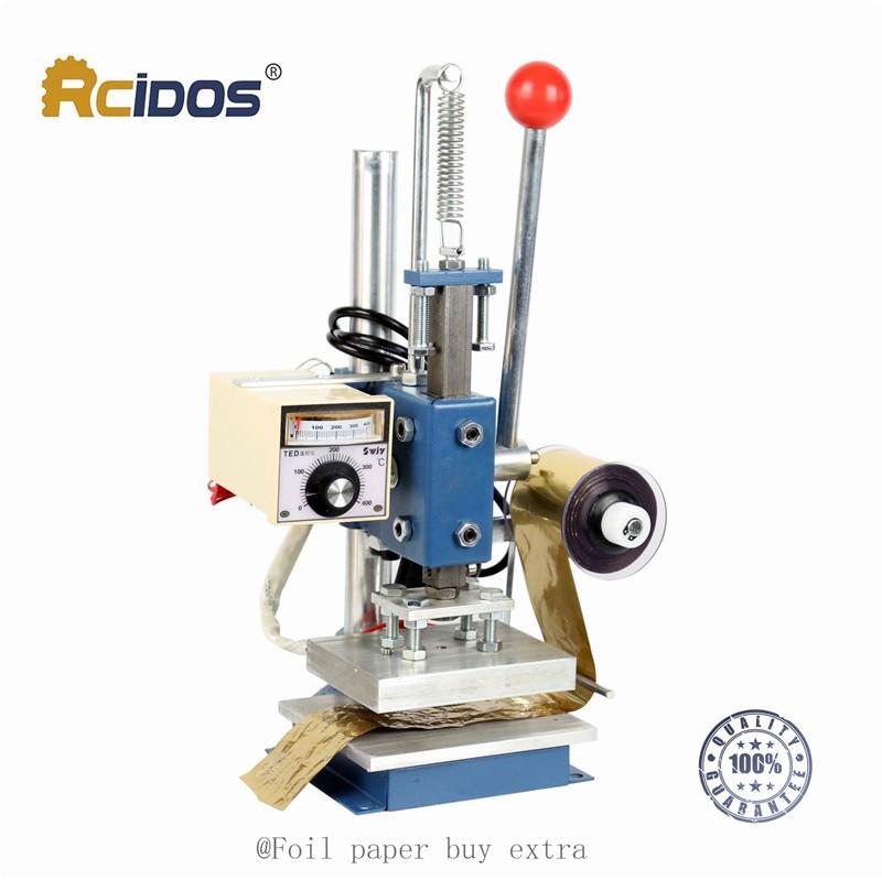 R1013 штампувальний верстат, RCIDOS шкіра - Мистецтво, ремесла та шиття