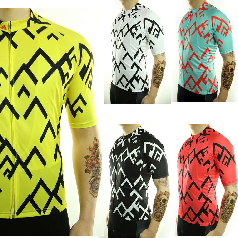 2056b8910 Racmmer 2018 Quick Dry Cycling Jersey Summer Men Mtb Bicycle Short Clothing  Ropa Bicicleta Maillot Ciclismo Bike Clothes  DX 12-in Cycling Jerseys from  ...