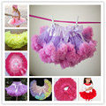 girls pettiskirt petti tutu dance skirt yellow color fluffy soft petti skirt girls tutu skirt