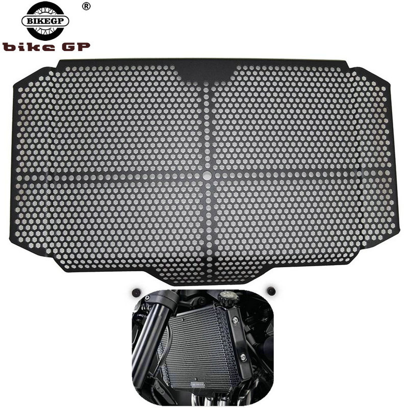 bike GP 8832 Radiator Guard radiator Protective cover grille for KAWASAKI Z900RS 2018-ON