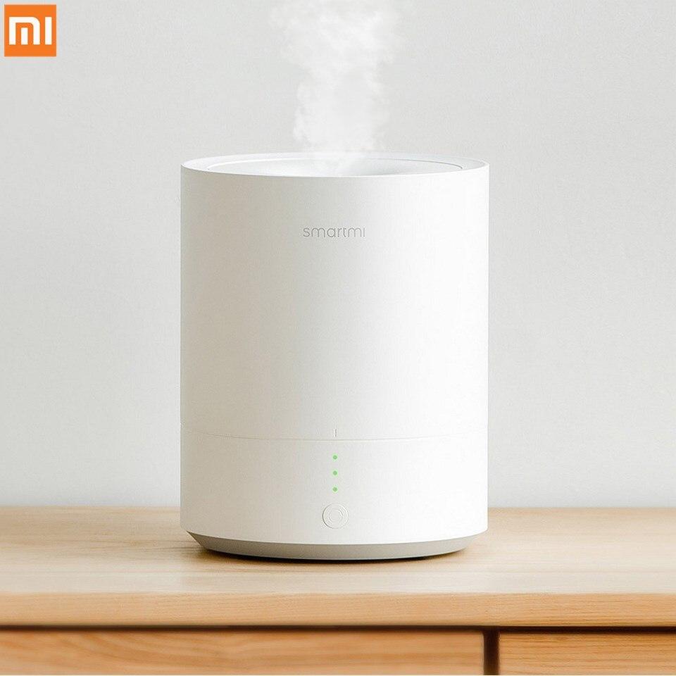 Xiaomi Smartmi Umidificatore Aria smorzatore di olio essenziale diffusore di Aroma di Aria Micron water mist funzionamento silenzioso per il vostro ufficio a casa