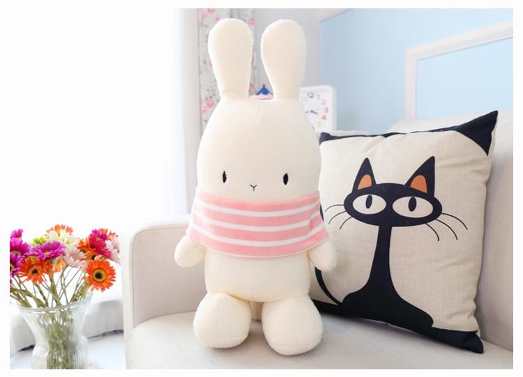 Cute Mashimaro Doll Plush Toy Gift Girl Kid Birthday Gift Lovely Staffed Rabbit Staffed Plush Toy Free Shipping A-37