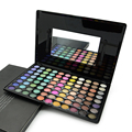 88 Colores Completos De Alto Brillo Sombra de Ojos Paleta Set de Maquillaje Mujeres maquiagem Cosméticos Sombra de Ojos Brillo Mate Belleza Con Cepillo