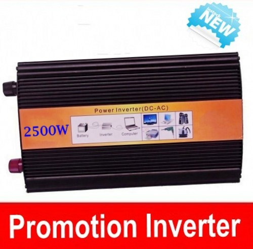 цена на 2500w pure sinus inverter 2500W dc to ac pure sine wave 12v 220v inverter solar 2.5kw