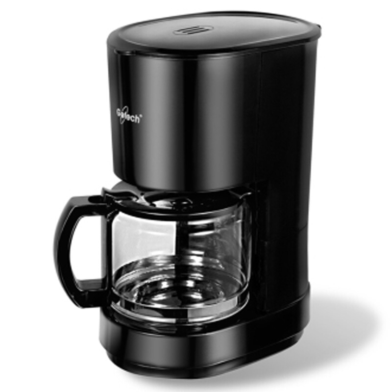 Household American Mini Automatic Drip Coffee Machine Multifunction Cooking Tea Make Coffee Coffee Pot American Coffee Machine free shipping drip coffee pot of machine coffee makers coffee machine
