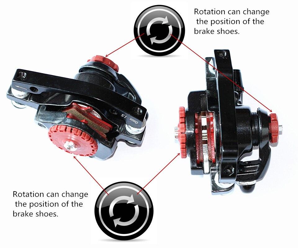 XMFOX 3,0 Scheibenbremsen mehr AVID BB7 MTB Mountainbike Mechanische Scheibenbremsen Bremssättel Fahrradteile 1 Para/2 stücke
