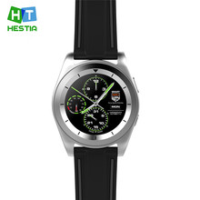 Hestia no. 1 g6 fashion sport bluetooth smart watch frau mann läuft smartwatch mit pulsmesser für android iso telefon