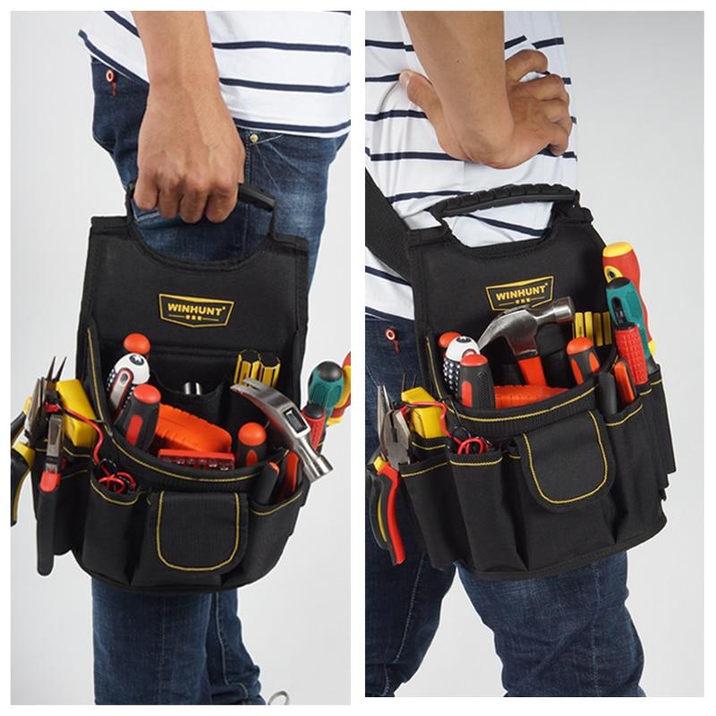 Oxford Electrican Waist Hand Tool Bag