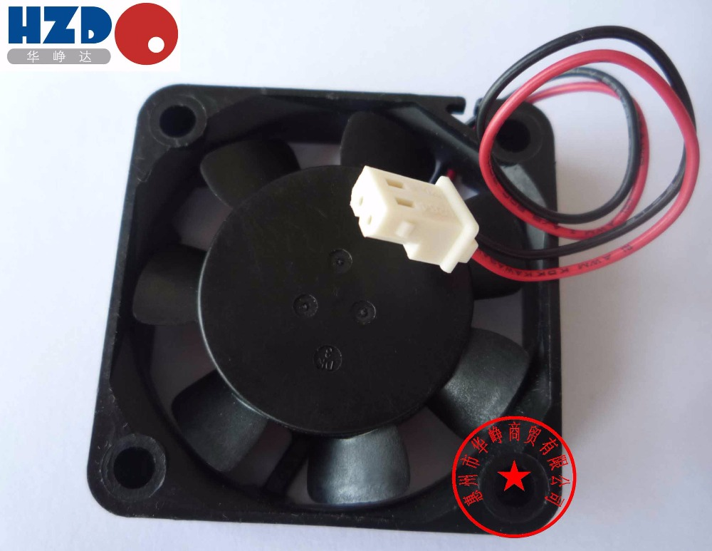 Купить с кэшбэком New Original for Nidec U40X12MLZ7-52 40*40*10MM 12V 0.05A 3 Wires cooling fan U40X12MLZ7-51
