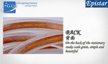 China post 10meter 5730  LED strip light 220v 230v 240v  warm light/white light sitting room strip