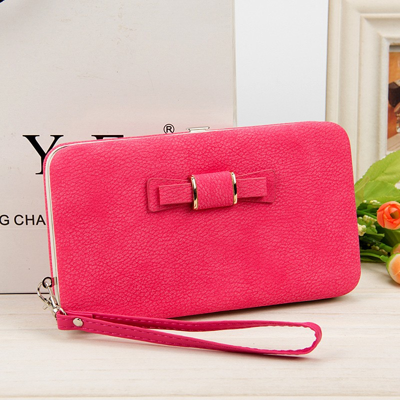 Women Wallets Purses Wallet Female Famous Brand Credit Card Holder Clutch Coin Purse Cellphone Pocket Gifts For Women Money Bag #4