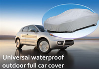 High quality 1pcs universal waterproof car covers for bmw toyota cars cover outdoor sun snow dust rain protection