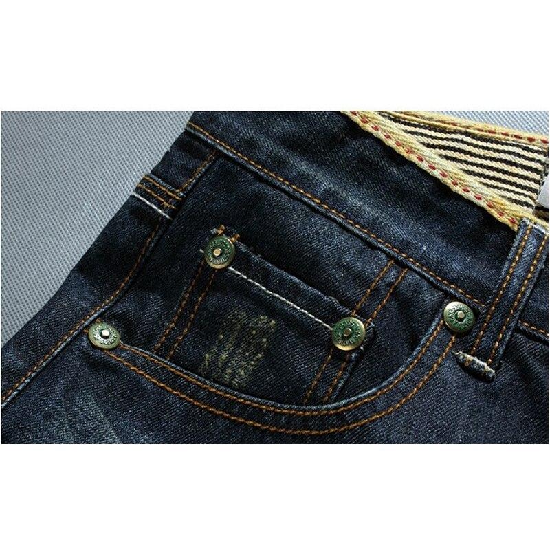 Moda marka lato Casual bawełniane męskie szorty dżinsowe męskie bermudy Boardshorts spodenki dżinsowe męskie s zgrywanie Plus rozmiar 28-36