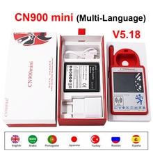 Programador de Llave manual CN900 V5.18, compatible con varios idiomas, 4C, 46, 4D, 48 G