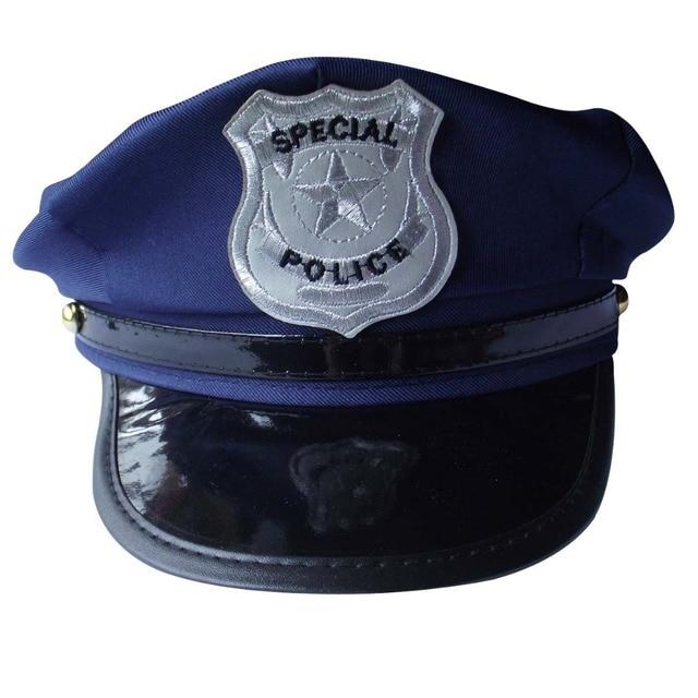 16930835 Police hat hats cap uniform temptation octagonal ds costumes military hats  sailor hat army cap DS190M