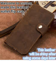 SS08 Genuine leather wallet phone case for Samsung Galaxy A7 2018 flip cover case for Samsung Galaxy A7 2018 phone bag cover
