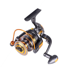 New 10BB Spinning Fishing Reel Left Right Hand Interchangeable Handle Fishing Wheel Tools ALS88