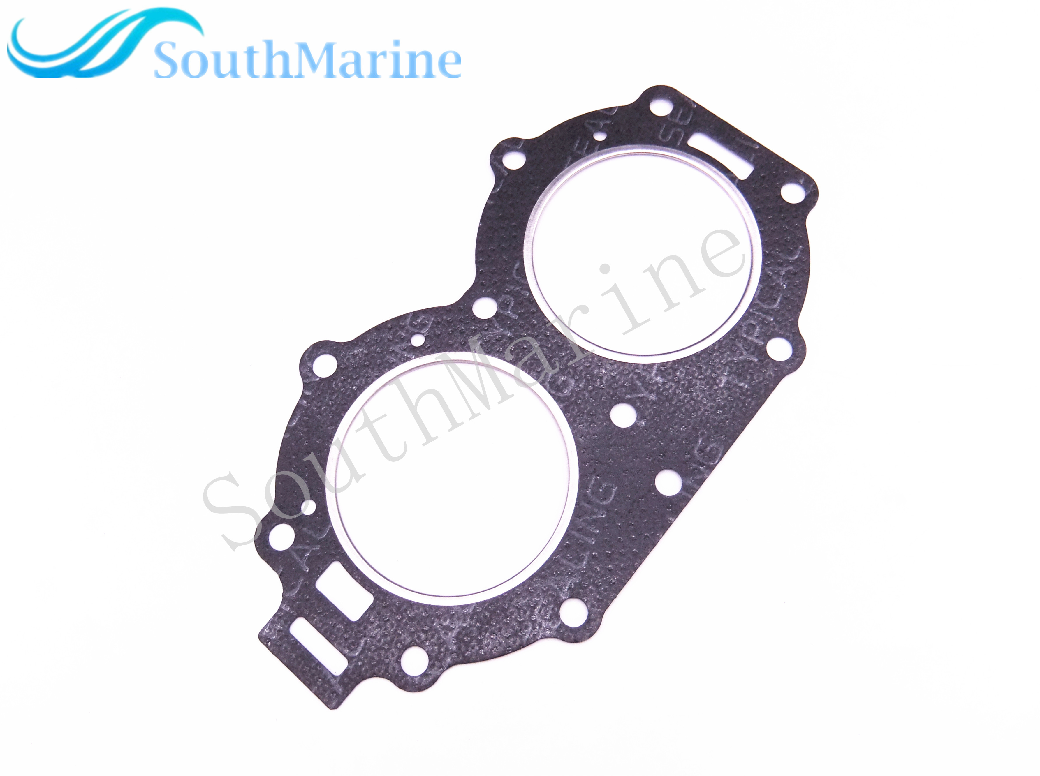Outboard Engine Boat Motor 61N-11181-A1 Cylinder Head Gasket For Yamaha 2-Stroke 25HP 30HP Free Shipping