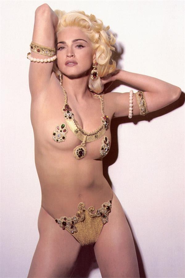 Madonna sexy photo