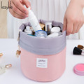 LAZYLIFE Makeup Bag Necessaire Cosmetics Organizer Cosmetic Bag Portable Women Make Up Bag multifunctional Storage Bag Travel