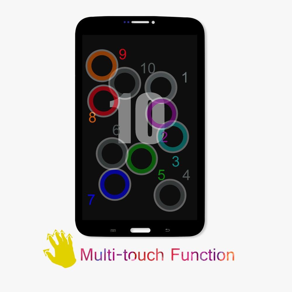 SM T310 LCD pour Samsung Galaxy Tab 3 8.0 SM-T310 affichage SM T311 LCD écran tactile matrice SM-T311 numériseur capteur pièces - 3