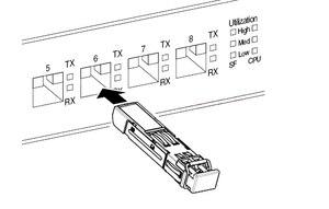 Image 5 - Совместим с NETGEAR AGM734 1000BASE T, медный, RJ 45 100m, модуль приемопередатчика SFP