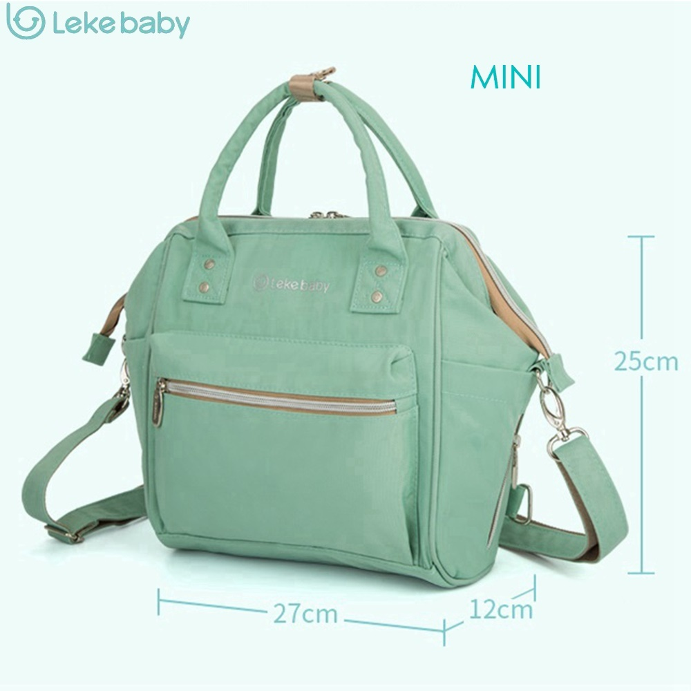 lekebaby travel baby maternity mummy mom changing nappy diaper bag backpack mother handbag nappy bags mochila maternidade 3 size brand high quality bolsa maternidade baby diaper bags baby nappy bags mummy maternity bag shoulder backpack