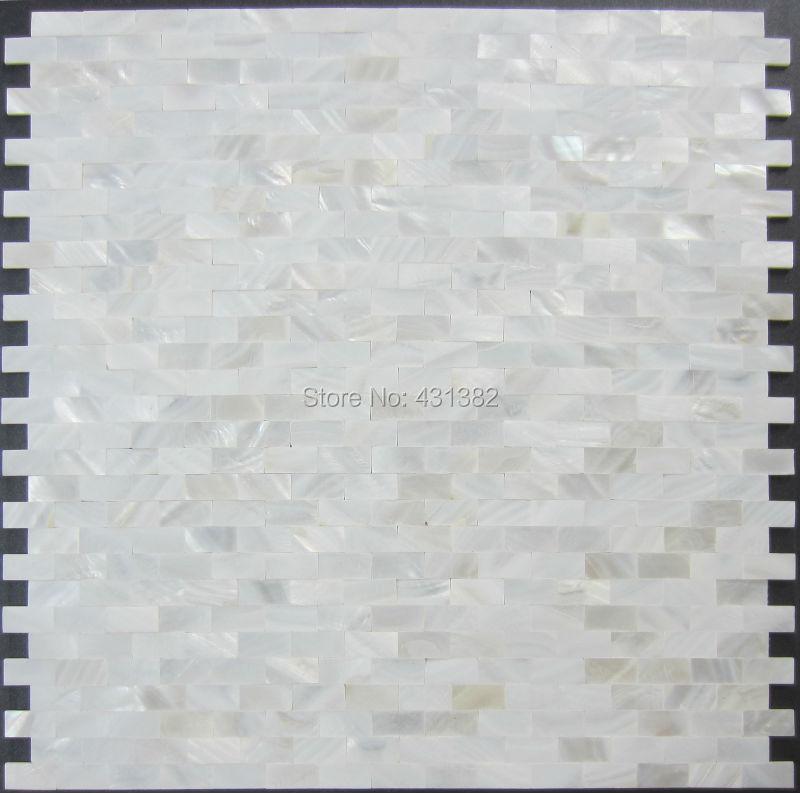 shell mosaik perlmutt fliesen backsplash ziegel muschel fliesen wei perlmutt fliesen bad mosaik fliesen - Mosaikfliesen Wei