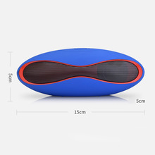Mini Portable Wireless Bluetooth Speakers Hands-free Speaker in Microphone Audio Receiver TF Card Support USB Support havit® hv m6 wireless bluetooth 4 0 nfc sports speaker with built in microphone support tf card 3 5mm audio external connect up to 6 hours music playing easter day special