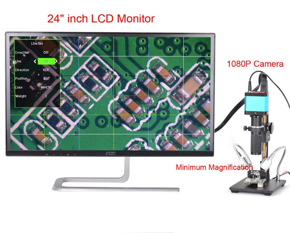 Mp hdmi p hd usb digital industrie video inspektion